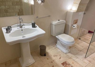 salle de bain alberobello